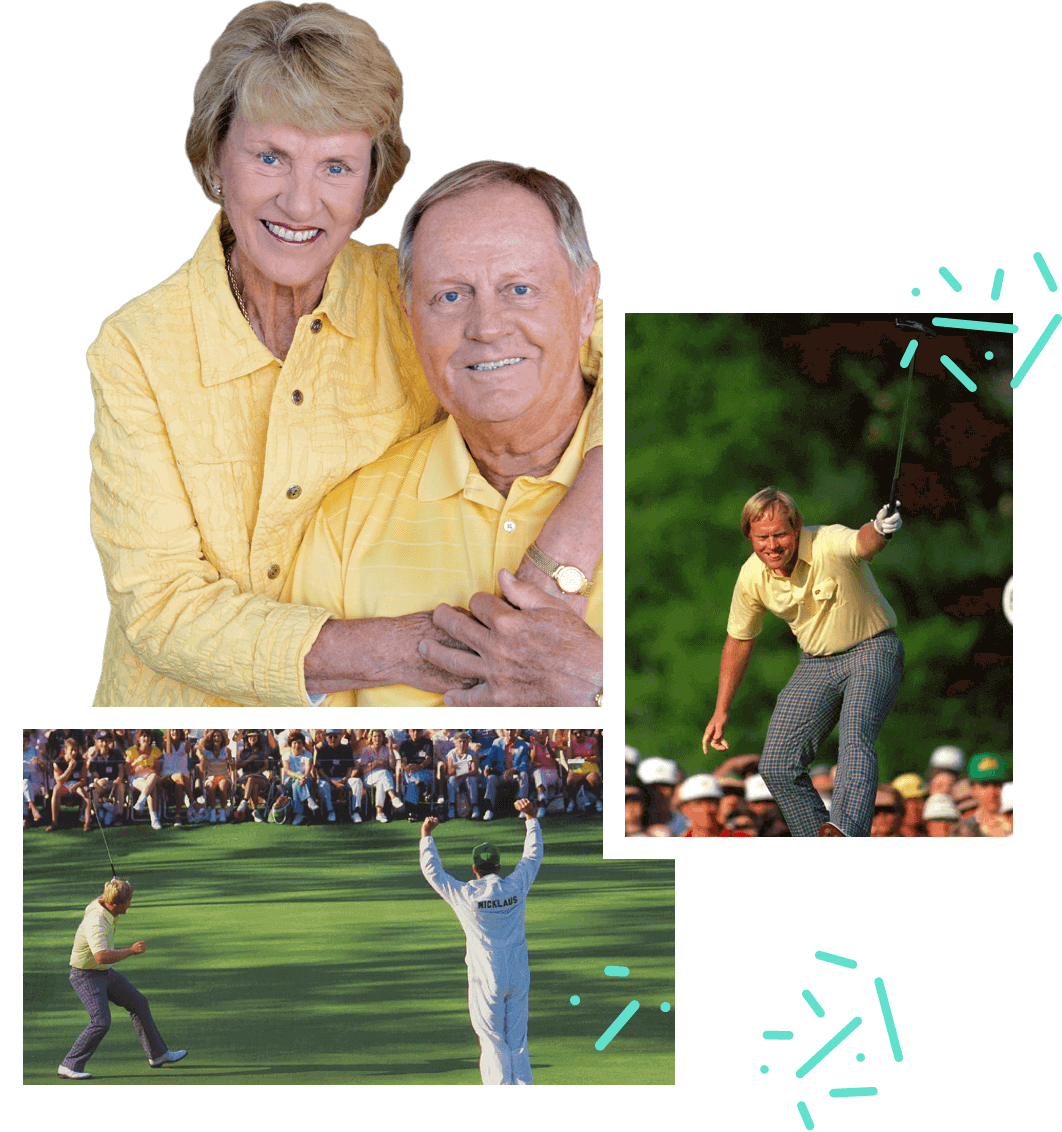 Jack & Barbara Nicklaus