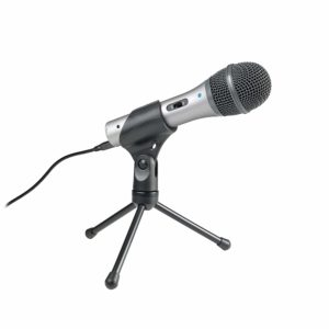 best USB mic for recording web audio