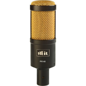 best professional mic for recording web audio
